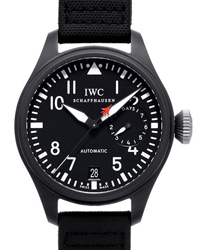 IWC Pilot Top Gun Mens Wristwatch