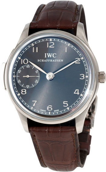 IWC Portuguese Minute Repeater Mens Wristwatch Model: IW524205