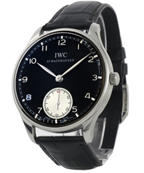 IWC Portuguese Mens Wristwatch