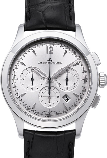 Jaeger-LeCoultre Master Chronograph Mens Wristwatch Model: Q1538420