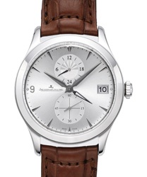 Jaeger-LeCoultre Master Dual Time Men's Watch Model: Q1628430