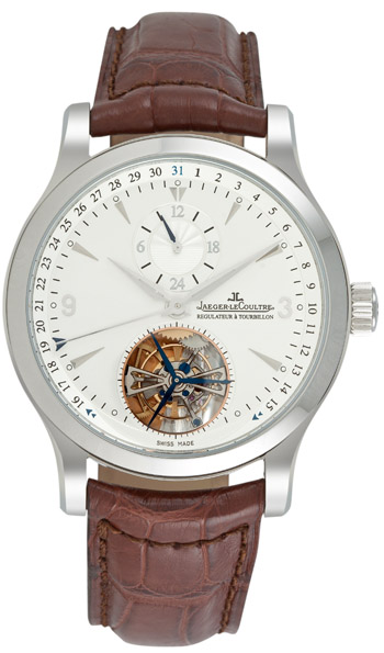 Jaeger-LeCoultre Master Tourbillon Men's Watch Model Q1658420