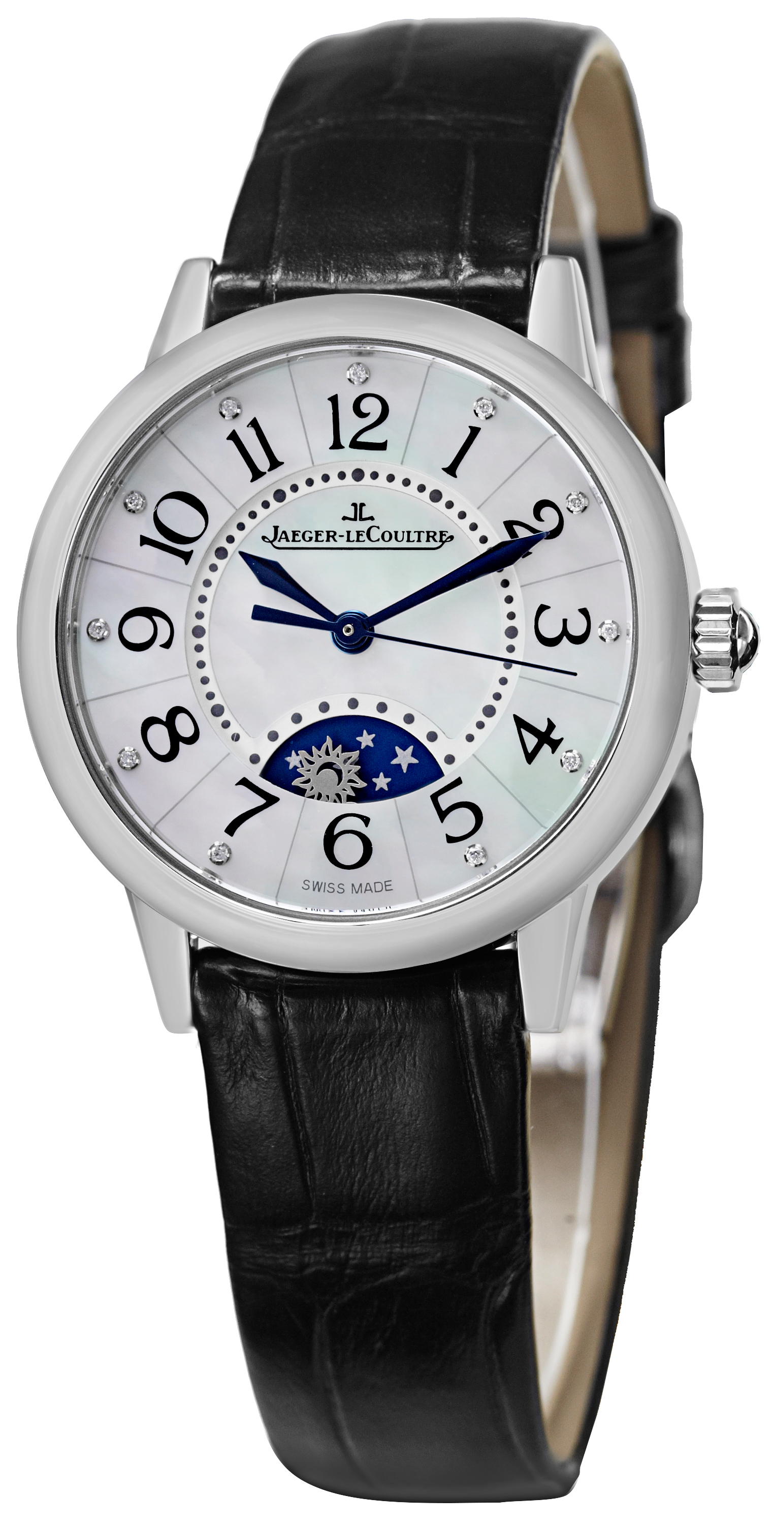 Jaeger-LeCoultre Rendez-Vous Night & Day 29mm Ladies Watch