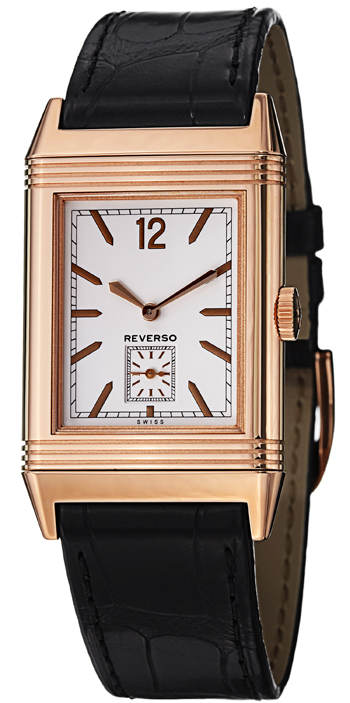 Jaeger-LeCoultre Grande Reverso Ultra Thin Duoface Men's Watch Model Q3782520