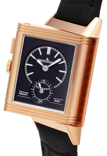 Jaeger-LeCoultre Grande Reverso Ultra Thin Duoface Men's Watch Model Q3782520 Thumbnail 3