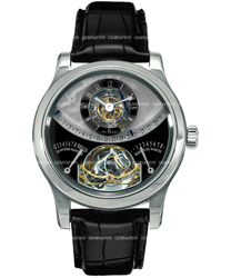 Jaeger-LeCoultre Gyrotourbillon 1 Men's Watch Model Q6006420B