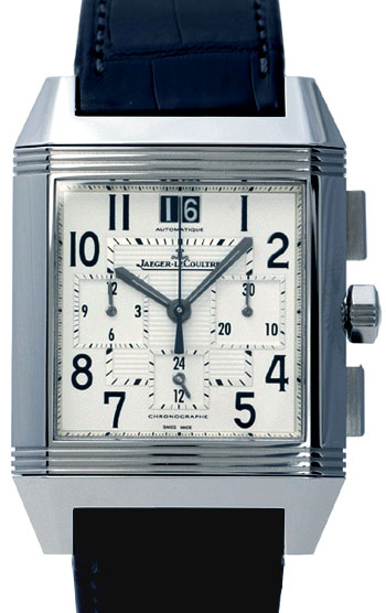 Jaeger-LeCoultre Reverso Squadra Men's Watch Model Q7018420