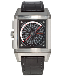 Jaeger-LeCoultre Reverso Squadra Men's Watch Model Q702T470