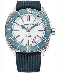 Jean Richard Aquascope Men's Watch Model 6040011I706FK4D