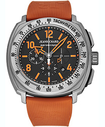 Jean Richard Aeroscope Men's Watch Model 6065021010-001
