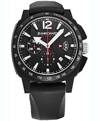 Jean Richard Chronoscope Men's Watch Model 651202861B-AC6D