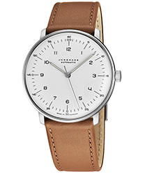 Junghans Max Bill Men's Watch Model 027/3502.00