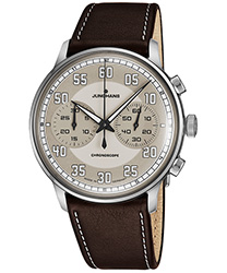 Junghans Meister Driver Men's Watch Model 027/3684.00