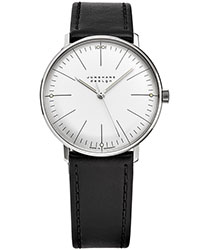 Junghans Max Bill Men's Watch Model 027-3700.04