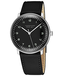 Junghans MaxBill Men's Watch Model 027/3702.00