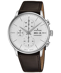Junghans Meister Chronoscope  Men's Watch Model 027/4120.01