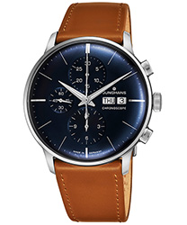Junghans Meister Chronoscope  Men's Watch Model 027/4526.01