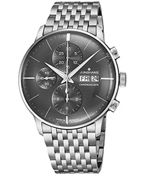 Junghans Meister Chronoscope Men's Watch Model 027.4324.45