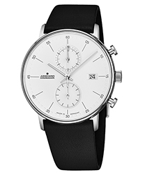 Junghans Form C Chronoscope Men's Watch Model 041/4770.00