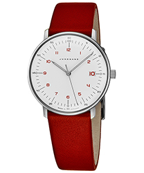 Junghans MaxBill Ladies Watch Model 047/4541.00