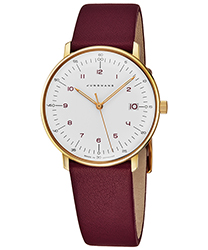 Junghans MaxBill Ladies Watch Model 047/7850.00