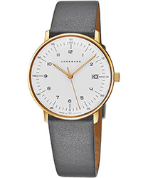 Junghans MaxBill Ladies Watch Model 047/7854.00