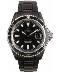 Kadloo Ocean Mens Wristwatch Model: 80810BK