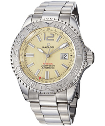 Kadloo Mission Mens Wristwatch
