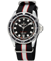Kadloo Vintage Trophy GMT Time Zone Men's Watch Model 86220BKL