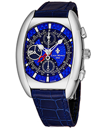 Louis Moinet Variograph GMT Men's Watch Model LM.082.10.21