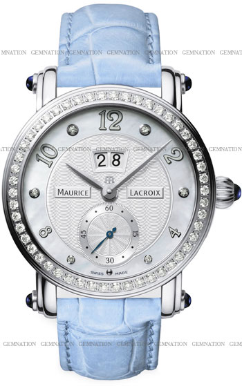 Maurice Lacroix Masterpiece Ladies Watch Model MP6016-SD501-170