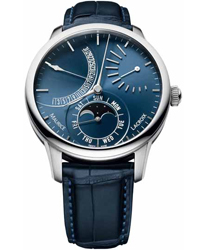 Maurice Lacroix Masterpiece   Model: MP6528-SS001-430
