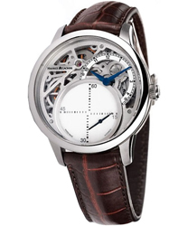 Maurice Lacroix Masterpiece   Model: MP6558-SS001-090