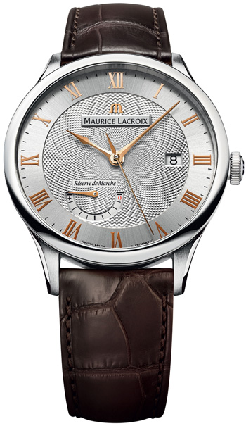Maurice Lacroix Masterpiece Men's Watch Model MP6807-SS001-111