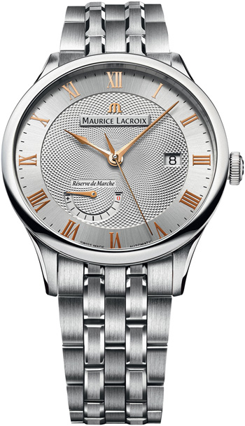 Maurice Lacroix Masterpiece Men's Watch Model MP6807-SS002-111