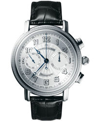 Maurice Lacroix Masterpiece   Model: MP7038-WG101-120