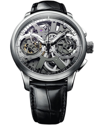 Maurice Lacroix Masterpiece   Model: MP7128-SS001-100
