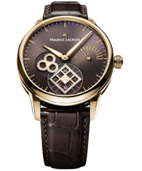 Maurice Lacroix Masterpiece Men's Watch Model MP7158-PG101-700