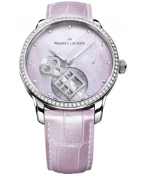 Maurice Lacroix Masterpiece Ladies Watch Model MP7158-SD501-570