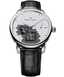 Maurice Lacroix Masterpiece Men's Watch Model MP7158-SS001-909