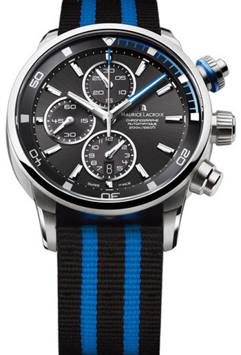 Maurice Lacroix Pontos Men's Watch Model PT6008-SS002-331 Thumbnail 2