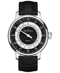 MeisterSinger Adhaesio Second Time Zone Men's Watch Model AD902