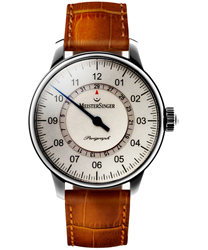 MeisterSinger Perigraph Single Hand Men's Watch Model AM1001