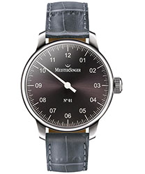 MeisterSinger No 1 Men's Watch Model: AM3307