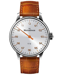 MeisterSinger No 2 Men's Watch Model AM6601G
