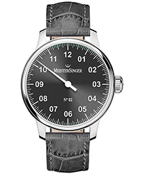 MeisterSinger No 2 Men's Watch Model AM6607