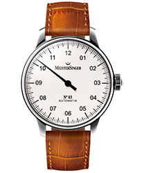 MeisterSinger No 3 Men's Watch Model AM901