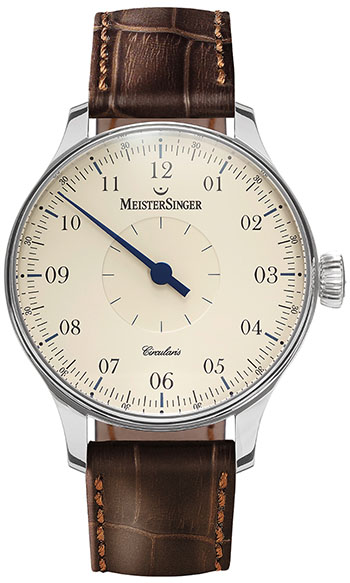 MeisterSinger Circularis Men's Watch Model CC103