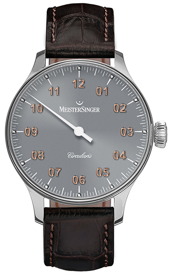 MeisterSinger Circularis Men's Watch Model CC307