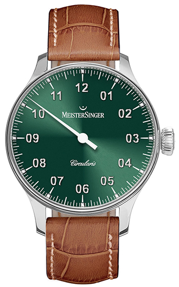 MeisterSinger Circularis Men's Watch Model CC309